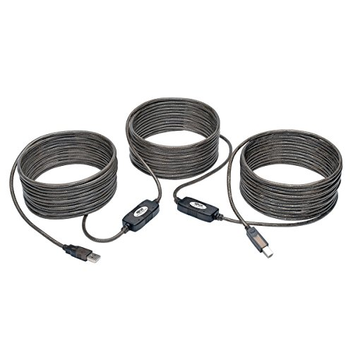 Tripp Lite 50ft USB 2.0 Hi-Speed Active Repeater Cable USB-A