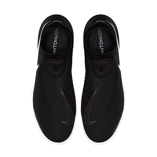 Noir 001 Adulte de Vsn Phantom Chaussures Pro Black Nike Fitness DF FG Mixte Black xfvAFnS