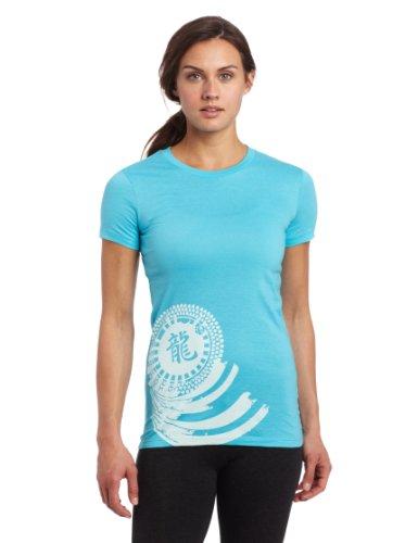 Dalia Pearls - Pearl Izumi Women's T-Shirt, Scuba Blue, Medium