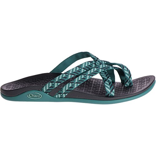 Chaco Womens Tempest Cloud Athletic Sandal Origami Berry