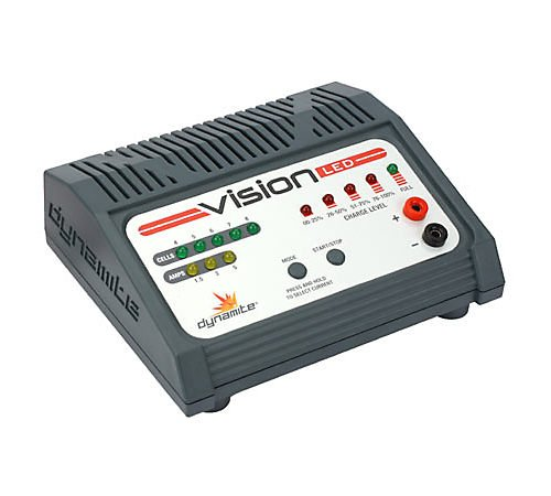 Dynamite Vision LED AC/DC Battery Charger