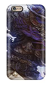 8948865K66979495 Snap-on Shingeki No Bahamut Case Cover Skin Compatible With Iphone 6