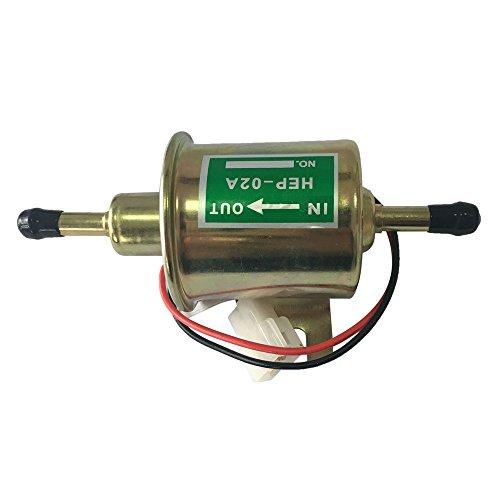 12 Volt Electronic Fuel Pump Priming Pump Diesel Pump For YANMAR ()
