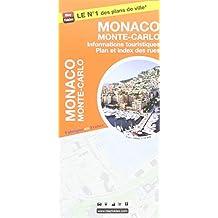 Plan Monaco - Monte-Carlo