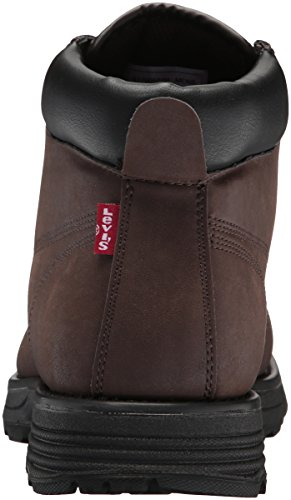 Brown Oily Gordon Fashion Men's Boot Black Levi's qS1wxXE6w