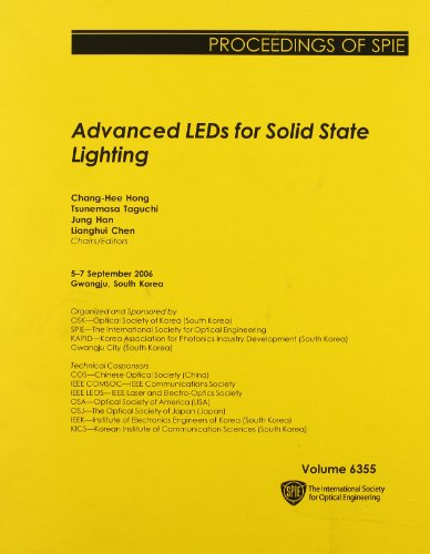 Advanced Leds For Solid State Lighting - 1