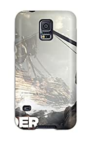 Tomb Raider 2013 Fashion Tpu S5 Case Cover For Galaxy