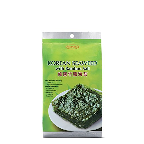 20 x Cosway Mildura Korean Seaweed with Bamboo Salt by Cosway