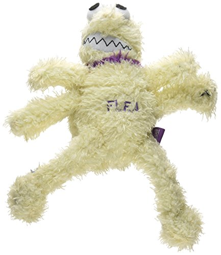 Multipet 6-Inch Plush Flea Dog Toys, Medium (3 Pack) Review