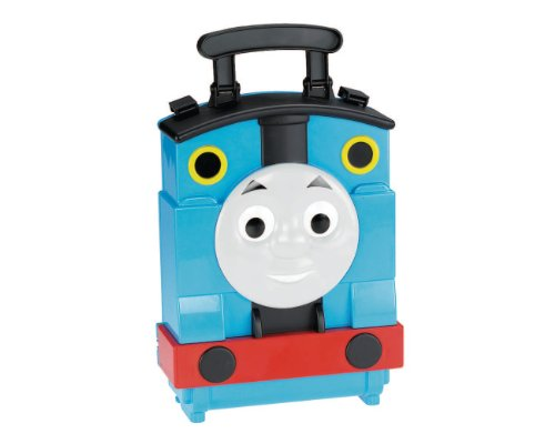 Fisher-Price Thomas & Friends Take-n-Play Tote-A-Train (Thomas Train Carry Case)