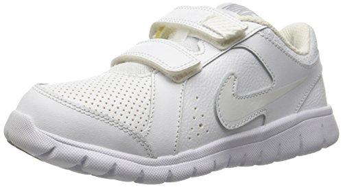 Nike Flex Experience LTR (PSV) Zapatillas de running, Niños Blanco (White / White-White)
