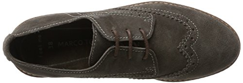 Brogue premio Antic MARCO Pepper Women's Brown 23733 TOZZI r55Iq0