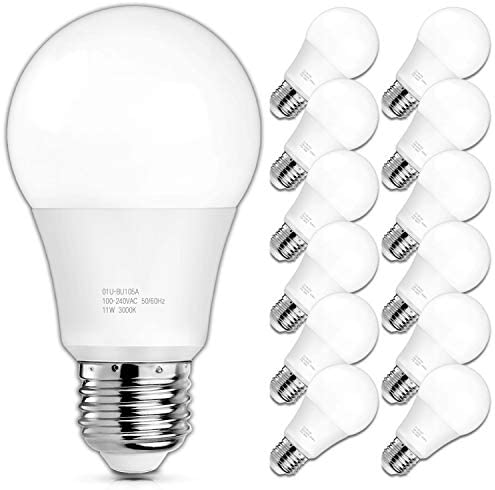 Equivalent Standard Lifespan Flicker Non Dimmable product image