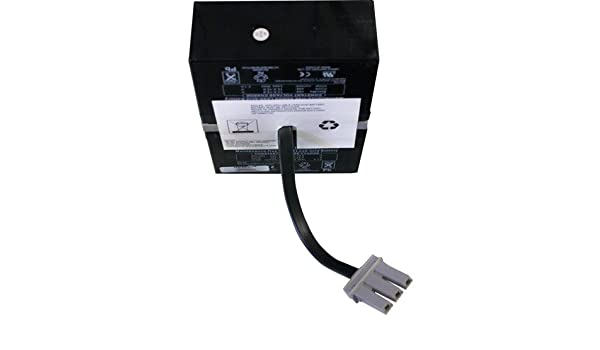 UPSBatteryCenter BR1200 APC Back-UPS RS 1200VA Compatible Battery Pack Replacement