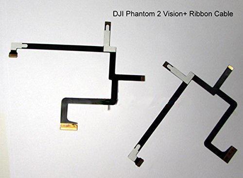 SummitLink 2pk Replacement Ribbon Cables to Fix DJI Phantom 2 Vision Plus Camera and Gimbal