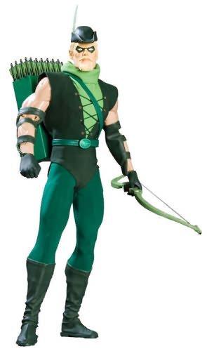 Green Arrow 13-Inch Deluxe Collector Figure ()