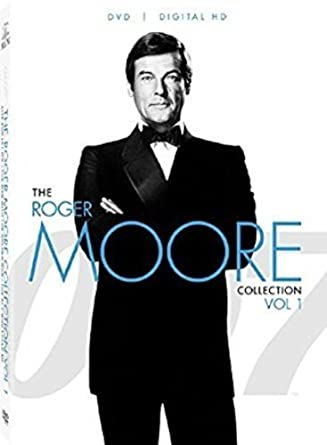 Amazon Com 007 The Roger Moore Collection Volume 1 Roger