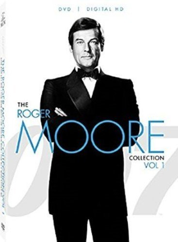 007 The Roger Moore Collection Volume 1