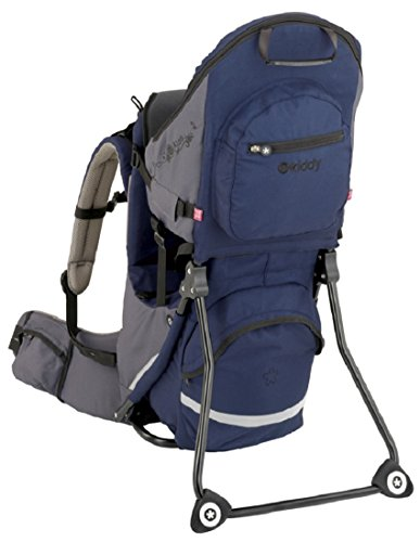 Kiddy Baby Back Carrier Adventure Pack, Navy Blue