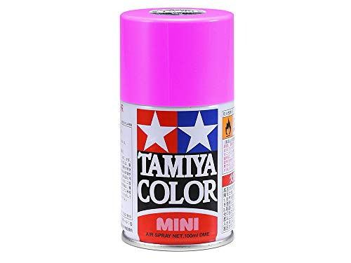 Spray Lacquer TS-25 Pink - 100ml Spray Can 85025