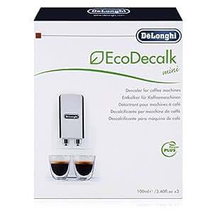 Amazon.com: De Longhi Descalcificador para cafetera ...