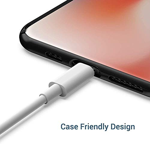 Marchpower Lightning Cable MFi Certified iPhone Charger Cable 3Pack 6FT Lightning to USB Charging Cable for iPhone 13 Pro Max 12 11 Pro Max Xs Max X 8Plus 7Plus 6S iPad 9 Mini 6 iPod White