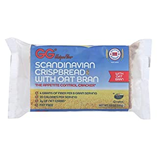 GG Crispbread with Oat Bran - 15 pack