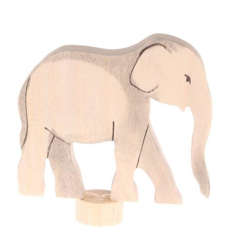 Grimms Spiel Und Holz Design Grimm's Stecker Elefant