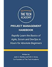 The Project Management Handbook: Simplified Agile, Scrum and DevOps for Beginners