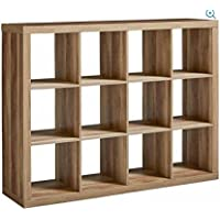Better Homes and Gardens 12-Cube Organizer, Weathered