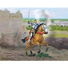 Forces of Valor Historical Legends Knights of the 100 Years War Soldier Figure 1:32 Scale