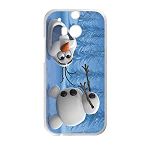 Frozen lovely pretty practical Phone Case Protection for HTC One M8
