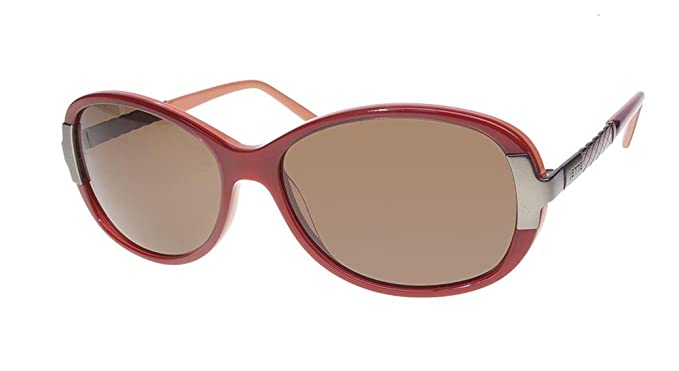 JETTE - Gafas de sol - para mujer Rojo rojo Medium: Amazon ...