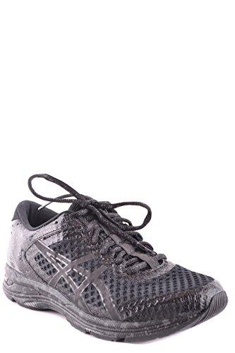 Asics Vrouwen Mcbi028012o Zwarte Stof Sneakers