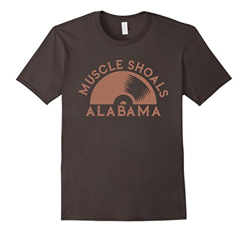 Muscle Shoals Shirt Alabama Recording Music Vinyl Record