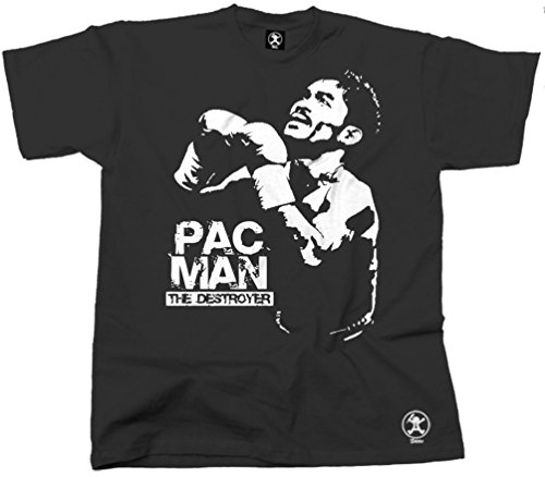 Dibbs Clothing Men's Manny Pacquiao Boxing T-Shirt for sale  Delivered anywhere in Canada