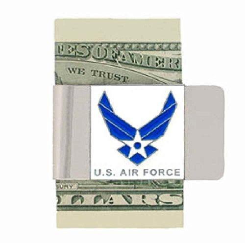 - Siskiyou Air Force Large Steel Money Clip