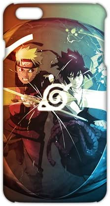 Amazon Com Naruto Wallpaper Hd 3d Phone Case For Iphone 6 Plus Electronics
