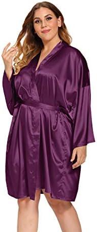 Cheap silk robes in bulk _image4