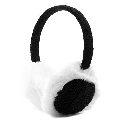 MetogUnisex Kint Warm Winter Outdoor Earmuffs