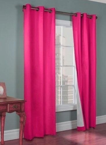 Curtains Ideas curtain panels 72 length : Pink blackout curtains 72 - StoreIadore