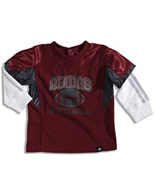 Baby Boys' Itb Kick Off Jersey Top