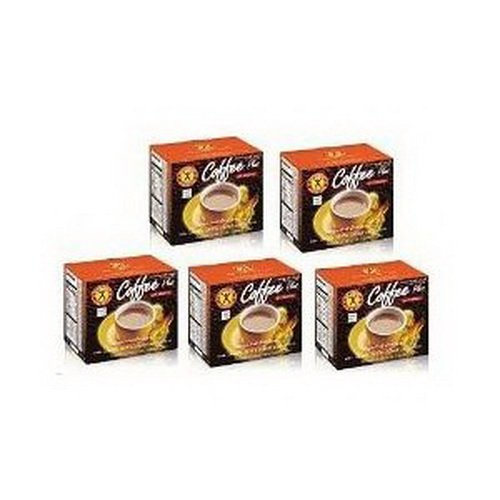 Perte Naturegift-Poids Diet Café instantané, booster d'énergie, augmenter le métabolisme ([Minceur] X 5 cases) Produit de la Thaïlande.