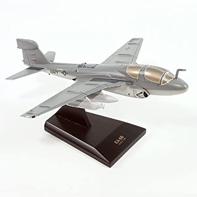 Mastercraft Collection MCEA6BW Ea-6B Prowler 1-48 Wood Desktop Model