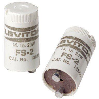 (Leviton 12409 Fluorescent Lamp Starter)