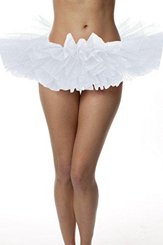 Top Rated Adult Tutu Skirt, ballet tutu style, by BellaSous. Perfect princess tutu, adult dance skirt, rehearsal tutu, or petticoat skirt. Plus size tutu available! Plus Size - White tutu