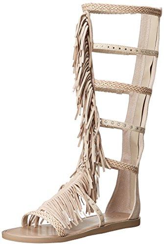 Aldo Women's Tharesa Gladiator Sandal, Sand, 38 EU/7.5 B US