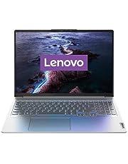 """Lenovo IdeaPad 5 Pro 40,64 cm (16""""), 2560 x 1600, WQXGA, WideView, cienki notebook (AMD Ryzen 7 5800H, 16GB RAM, 512GB SSD, karta graficzna AMD Radeon, Windows 10 Home), szary"""