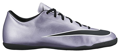 Nike Mercurial Victory V Ic Mens Football Trainers 651635 Sneakers Shoes (US 9, Urban Lilac Black Bright Mango 580) (2015 Nike Football Mens Cleats)
