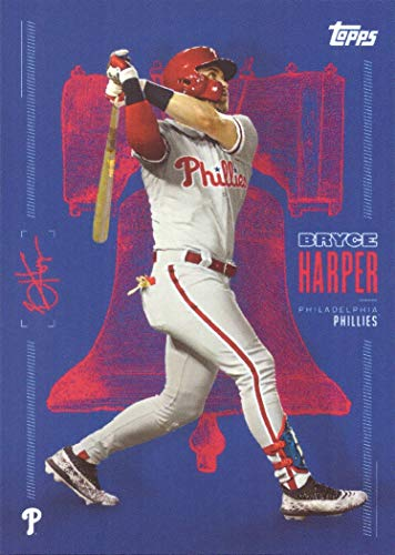 Amazon Com 2019 Topps Limited Edition A Bryce Harper